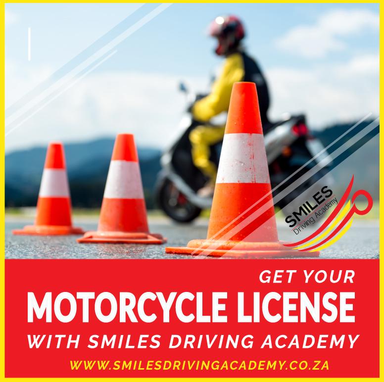Smiles Content Posts Sept 2019- Motorcycle license