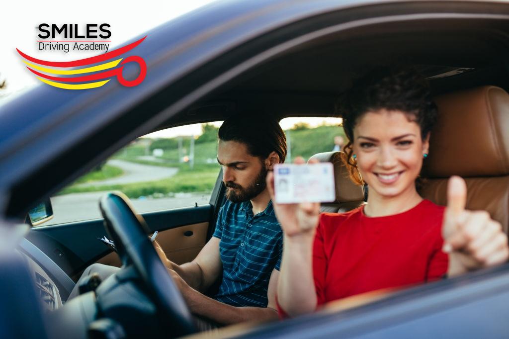 SmilesDrivingAcademy Drivers License