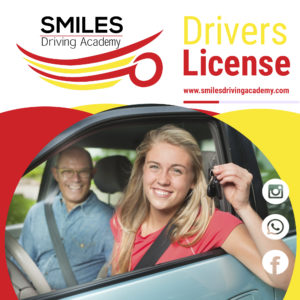 Learners license, Drivers License