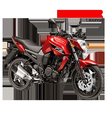 MOTOCYCLE LICENSE